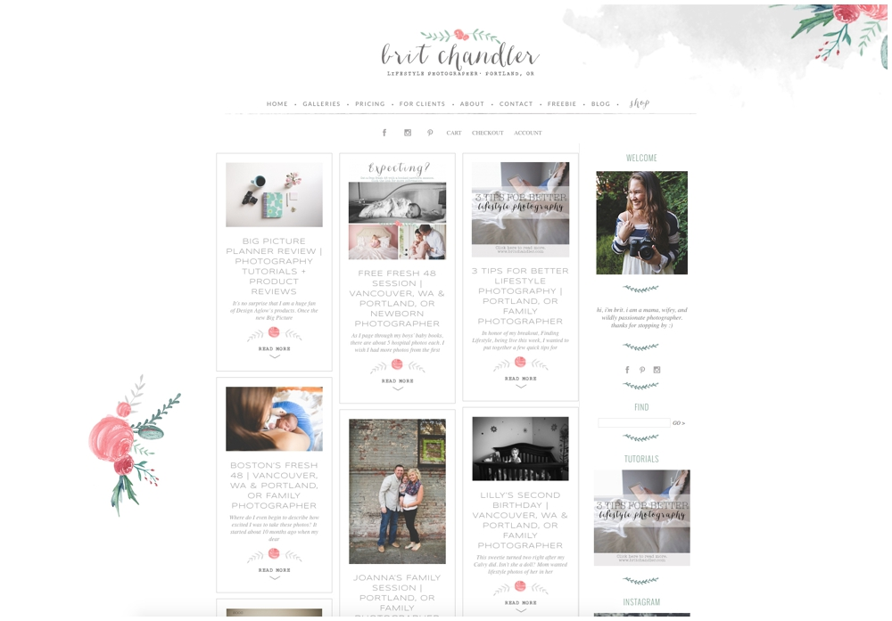 10 website mistakes most photographers are making no blog