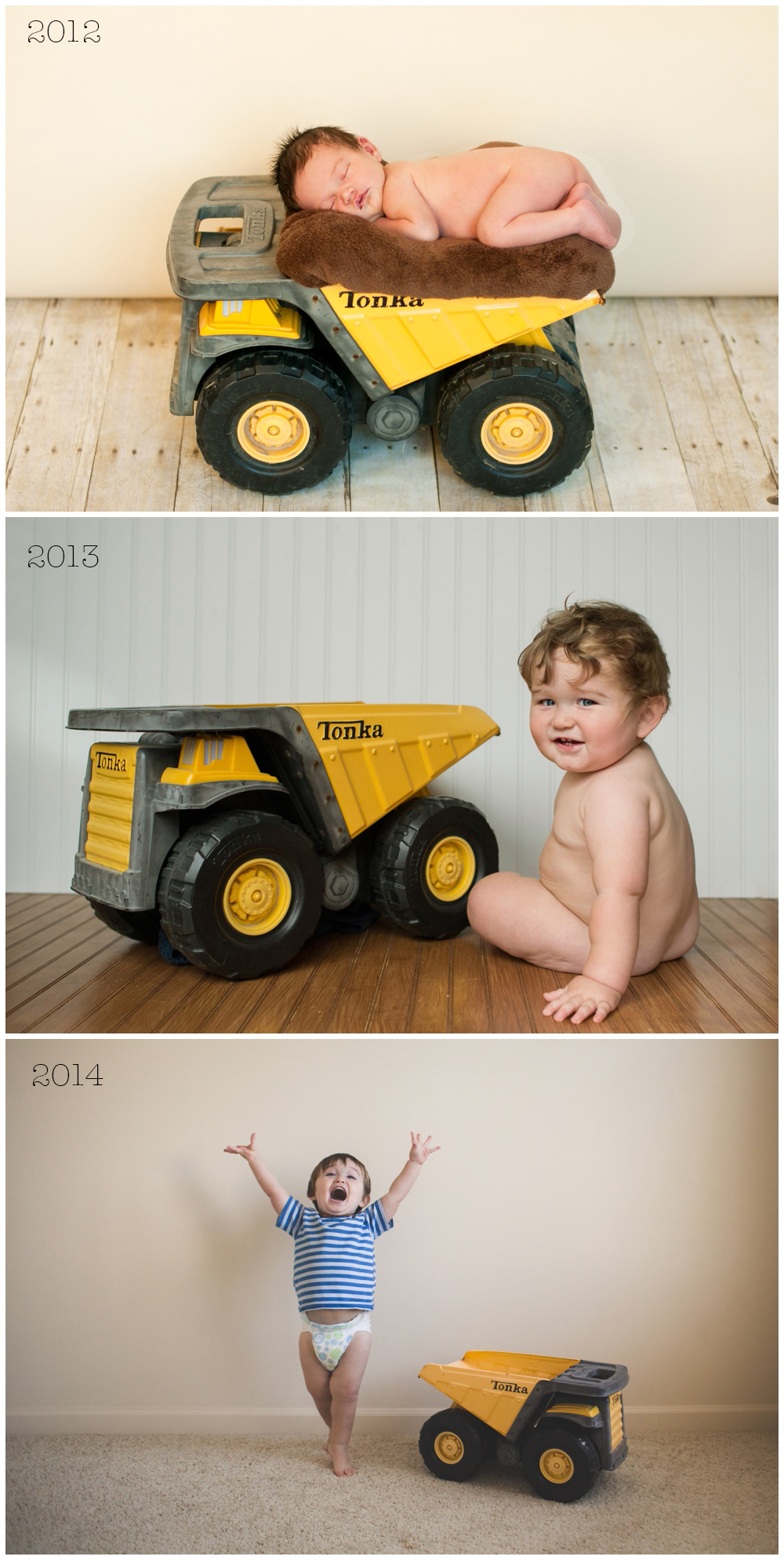 photography journey growth same prop every year