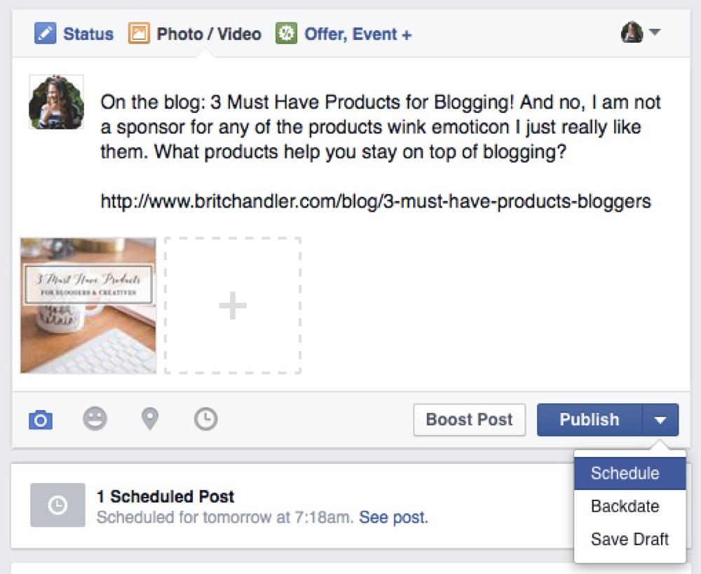 3 Facebook Tips from a Social Media Strategist