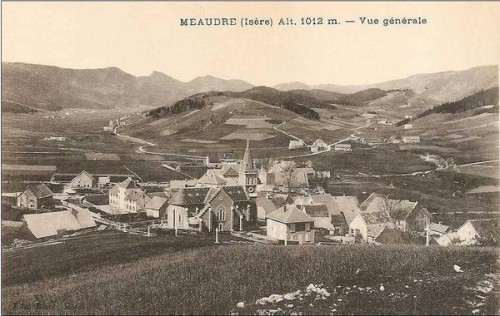 Méaudre, early 20th century