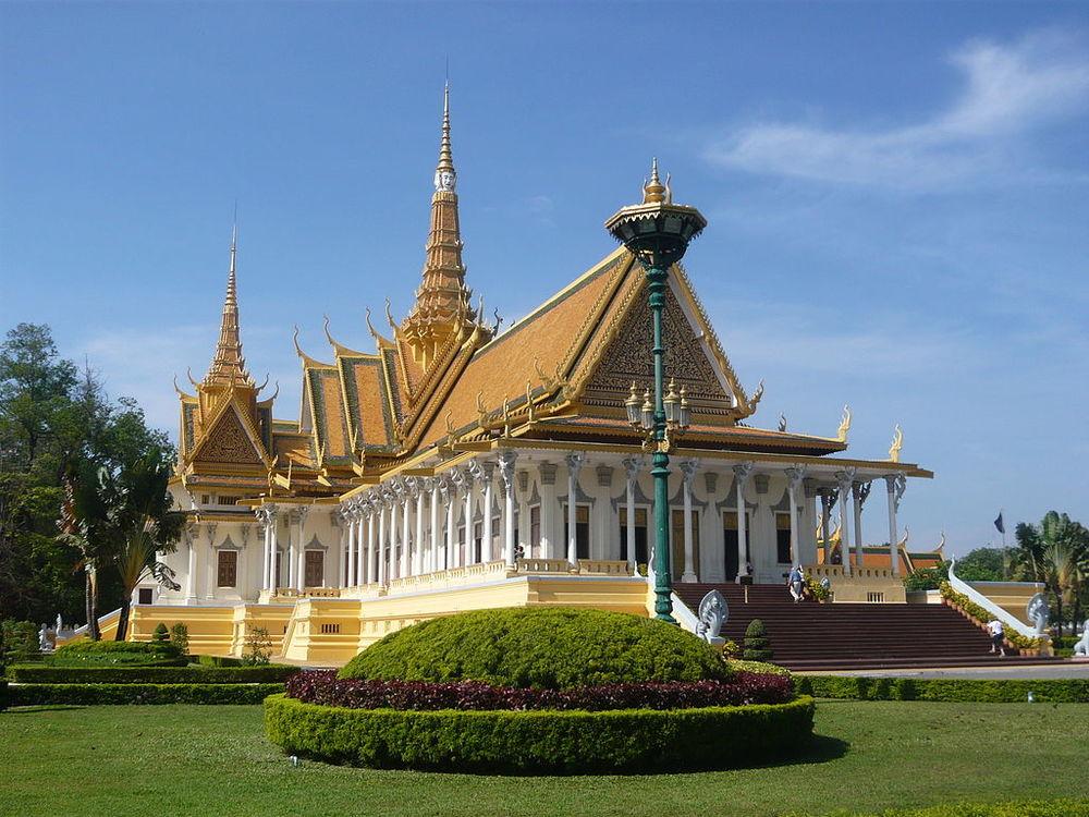 Royal Palace of the Kingdom of Cambodia