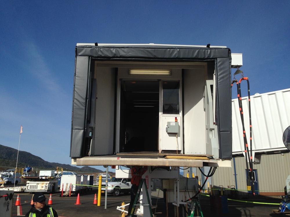 PLB Restoration with door detector installed