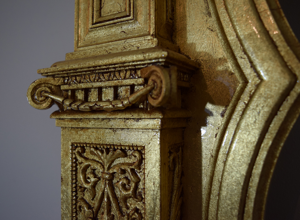 Detail of a column top.