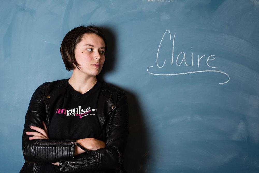 Claire Voillequé