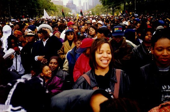 Million Woman March '97/'98 and Million Man March '95...BSA was there! #BSA50 #rpi #itscoming #tagitup  www.rpibsa50.com