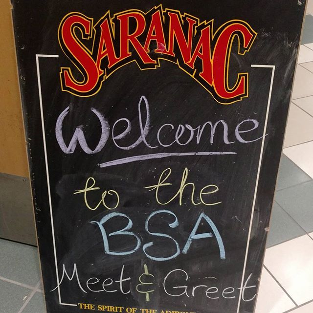 BSA 50 Weekend begins in 5 MINS with the MEET AND GREET (7p-9p) followed by the TRIVIA NIGHT (9p-12a) in Mother's at the Union #BSA50 #rpi #itshere