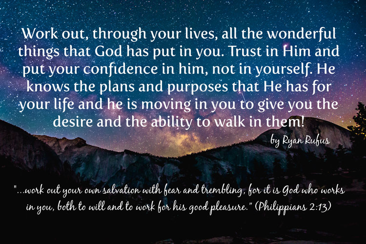 Work out your salvation with fear and trembling parresia this is a great scripture and very simple to explain it is full of the grace of god and yet people have turned it into a very legalistic scripture to scare thecheapjerseys Gallery