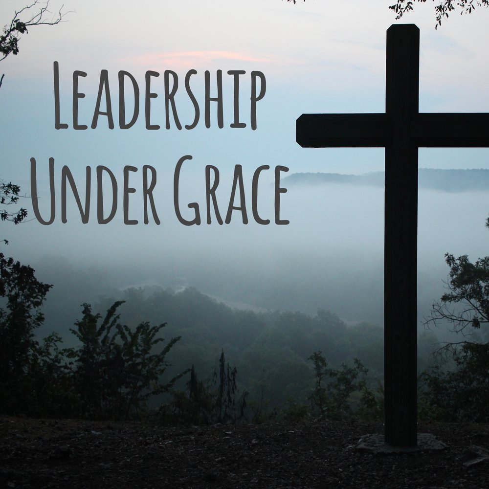Listen here to this message about leadership under grace: turning all eyes to Jesus!