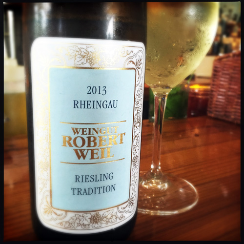 Robert Weil Reisling Tradition