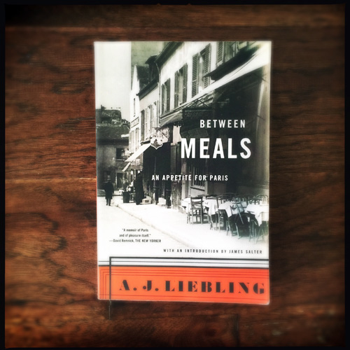 Between Meals A.J. Liebling