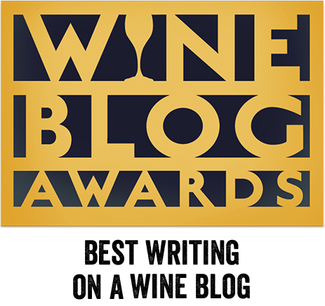 Pig&Vine Wine Blog Award Finalist Best Writing 2016