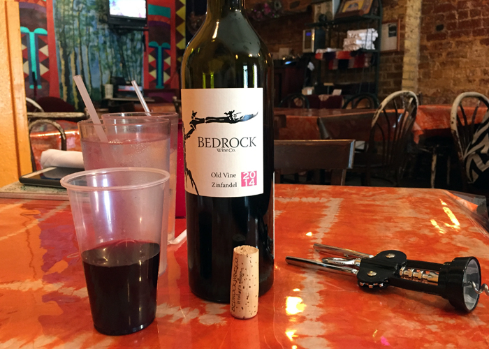Bedrock Wine Old Vine Zinfandel 2014