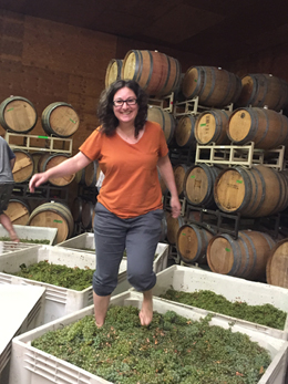 Amy C. Collins writes about wine on Pig&Vine