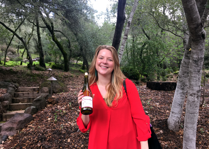 Journalist and wine writer Amanda Barnes' project Around the World in 80 Harvests is taking her to over 40 countries and 80 wine regions to discover what makes each one unique.