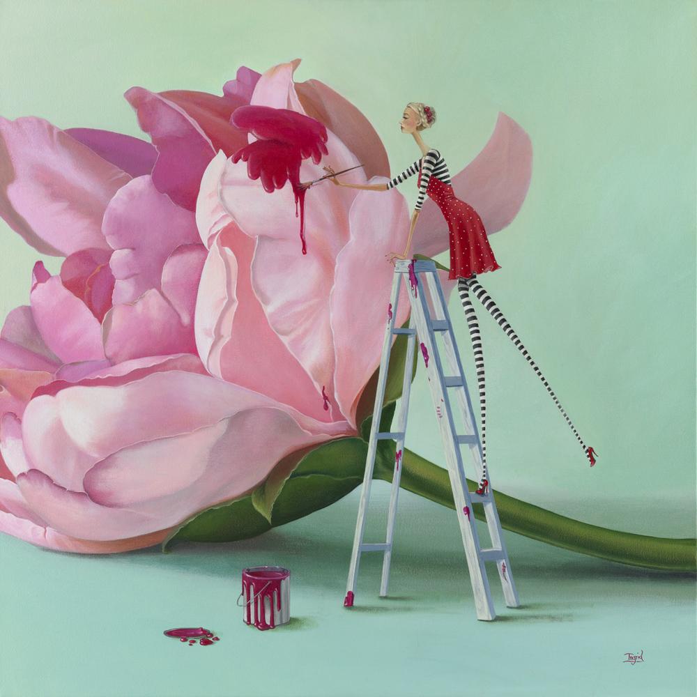 Floral Artist - SOLD