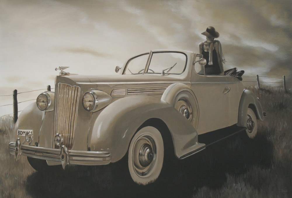 Packard Pride - SOLD