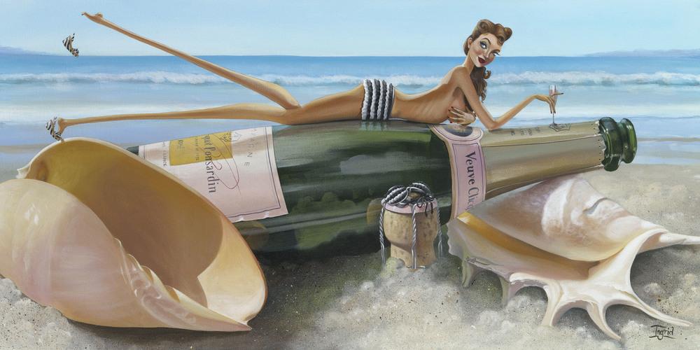 Bathers & Bubbles - SOLD