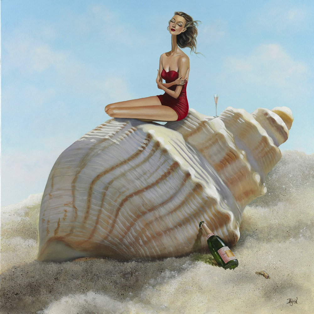 Seashell - SOLD