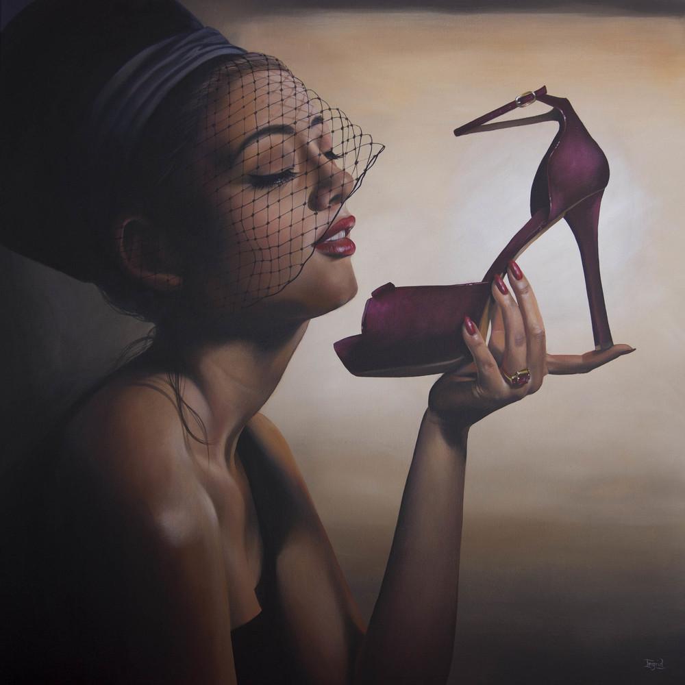 Shoe Love - SOLD