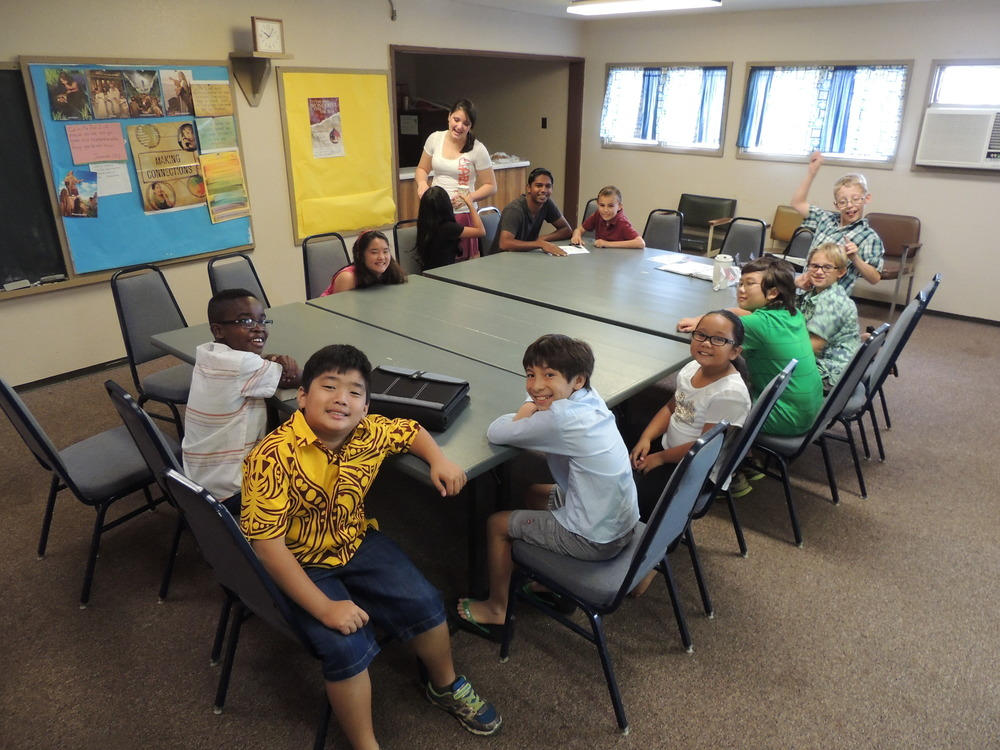 Sunday School at Mililani Baptist Church
