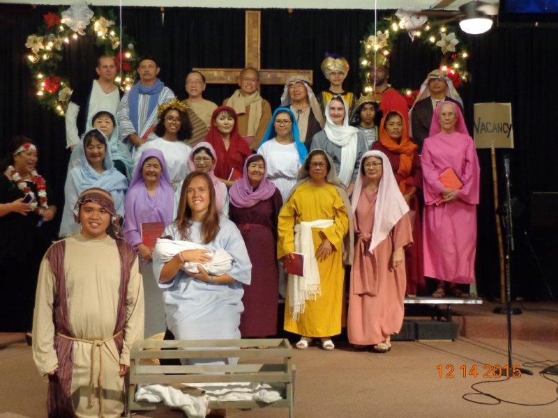 Christmas Cantata 2015 at Mililani Baptist Church