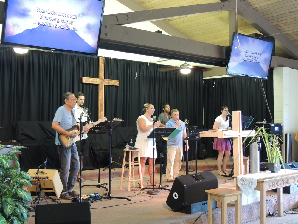 Contemporary Worship at Mililani Baptist Church