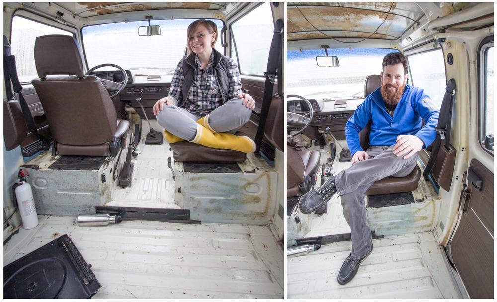 Seats and headliner gunk revert2simple for Space headliner