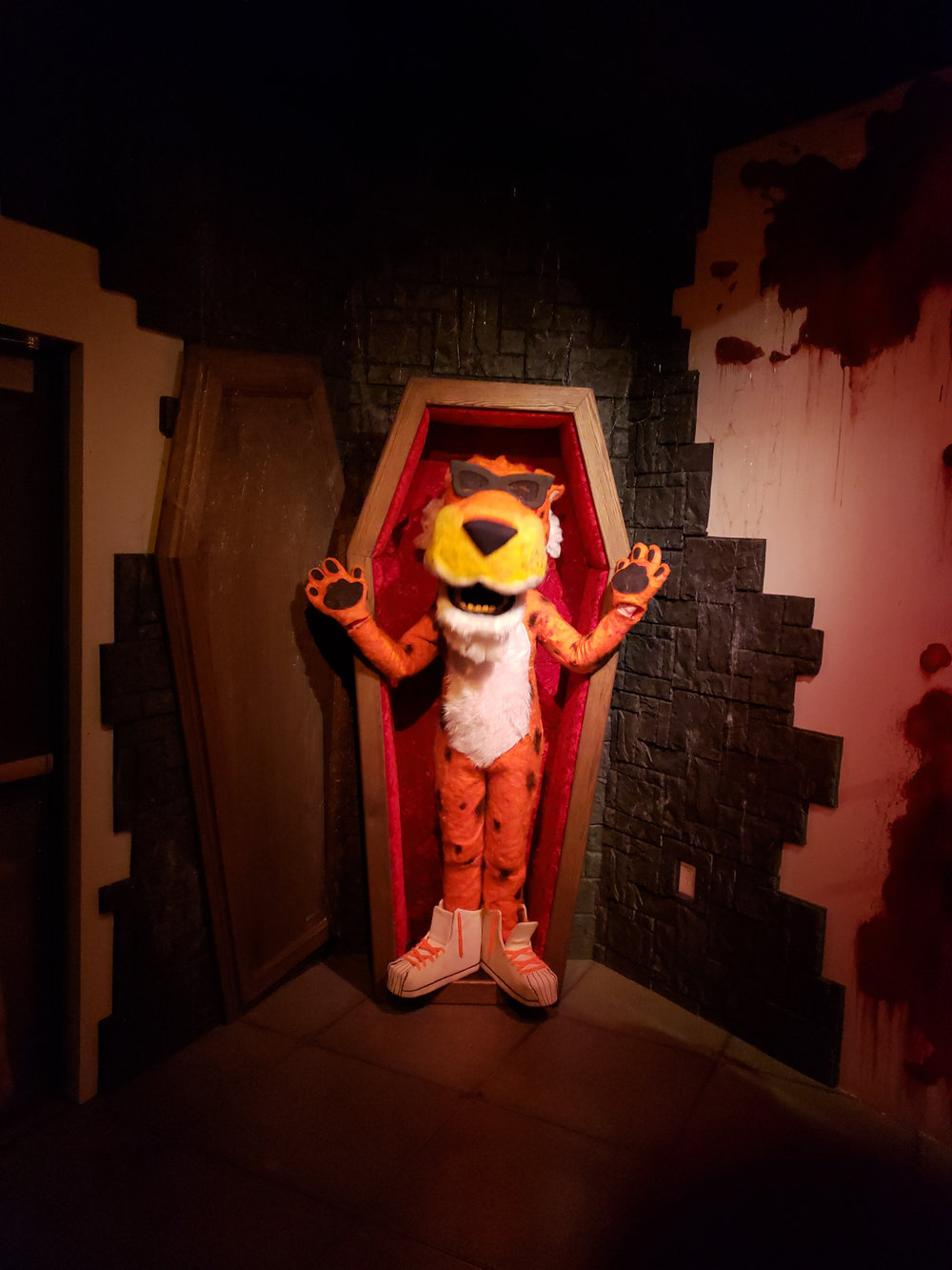 Chester Cheetah Costume