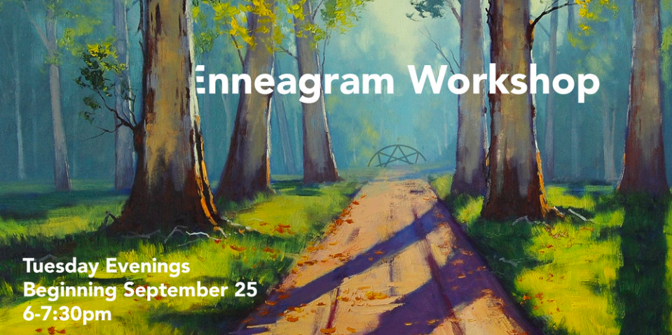 As we engage in our conversation about Listening to Our Life, we prepare to offer a workshop designed to help us do just that - reconnect with ourselves. The Enneagram is pretty fashionable these days, but this is one case in which the thing that's trending is worth its hype!
