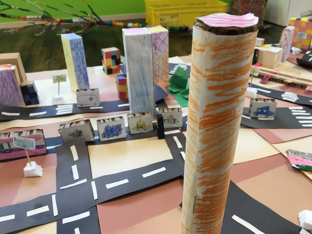 模様の都市・プロジェクト