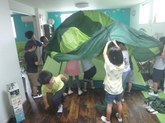 Camp Day (Week 4)