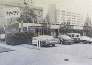 LAFAYETTE MEDICAL CENTER IN THE 1960'S