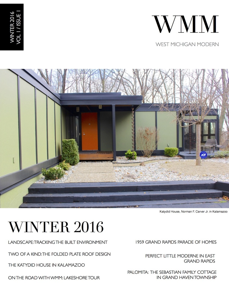 WMM WINTER 2016 — WMMODERN: Documenting Mid-Century Modern ...