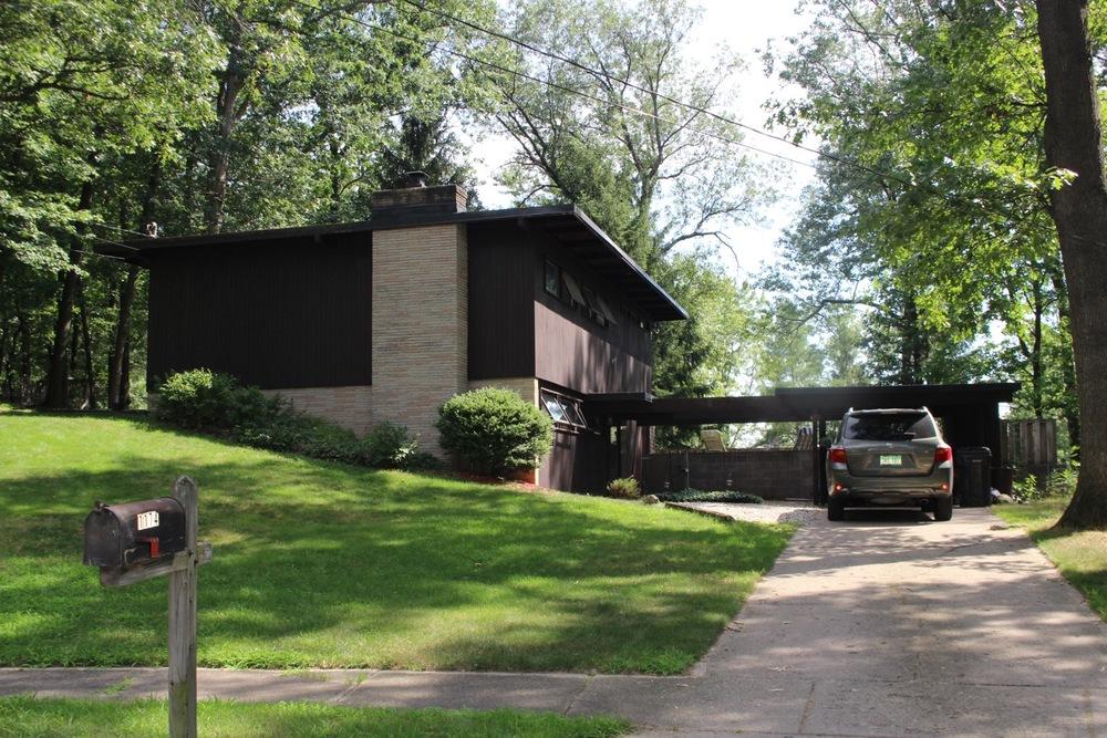 Beadle Home on Fuller Court