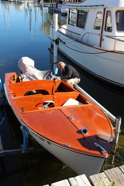 Larry's Boat