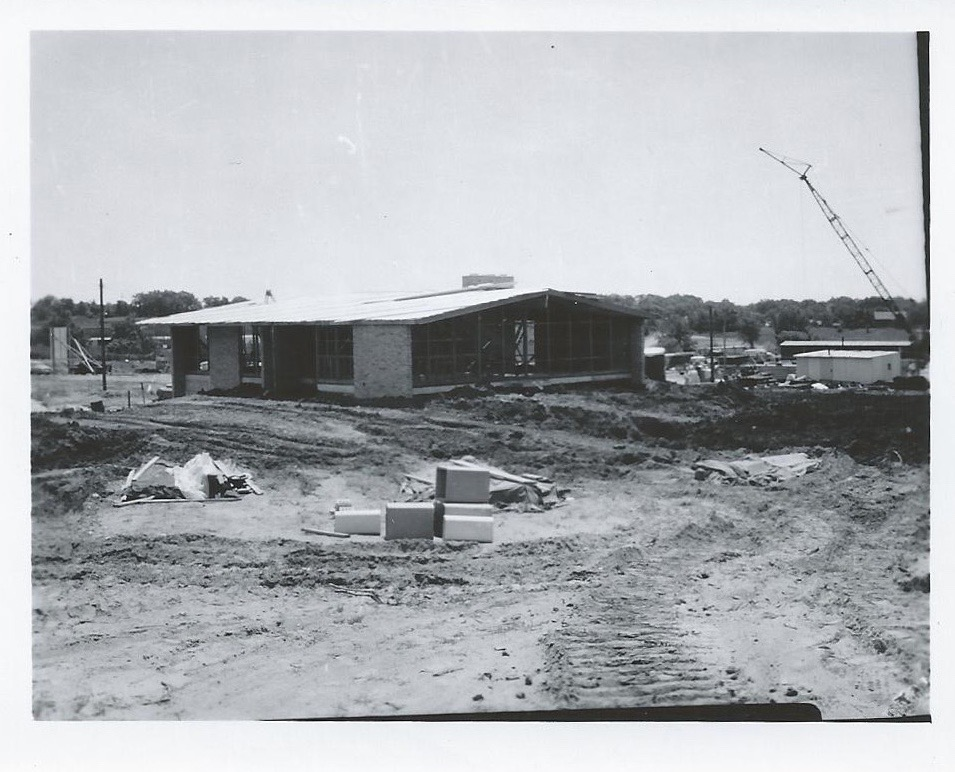 SHERIFF'S HOUSE UNDER CONSTRUCTION 2