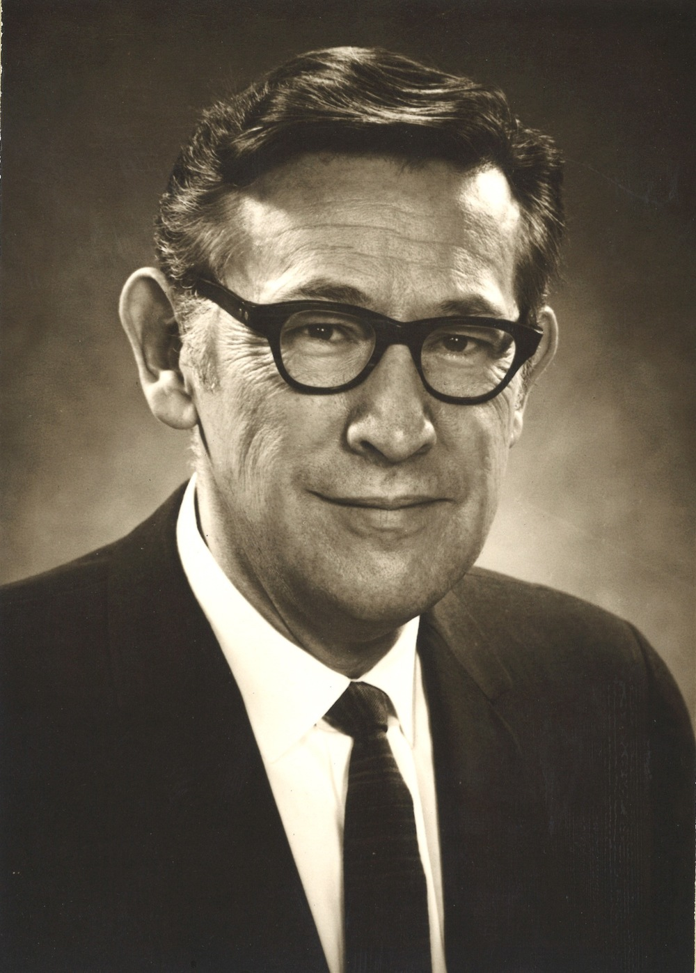 Edgar R. Firant.  Photo from the Firant family archive.