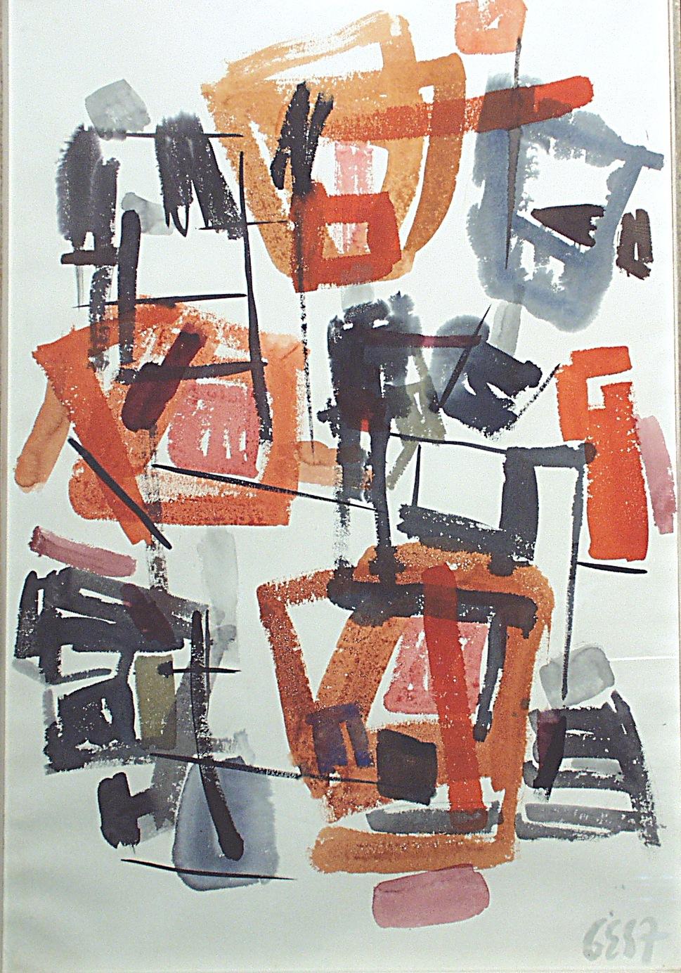 Calypso by Gerda Elisabeth Firant