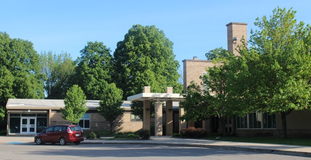 Kent Hills Elementary set in 1950's development in a neighborhood homes developed by the Stiles Brothers