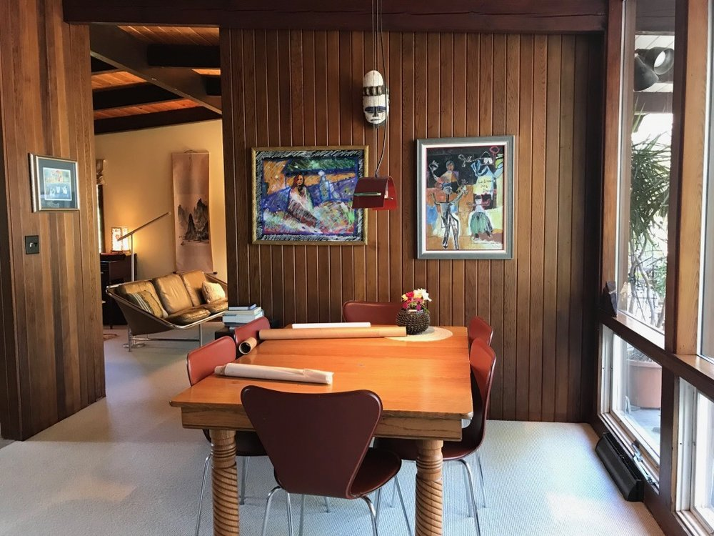 I Visited The Post Joldersma House Twice, Once In August 2013 After I Met  Bruce And Cindy At A Lecture I Gave On The Subject Of Grand Rapids  Mid Century ...