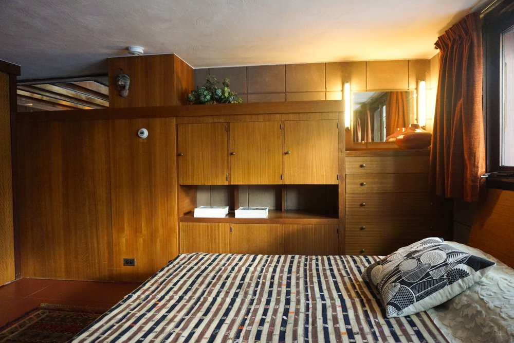 MASTER BEDROOM BUILT-INS