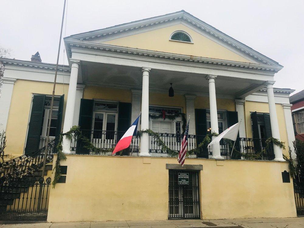 Beauregard House - Former Home of Author Frances Parkinson Keyes