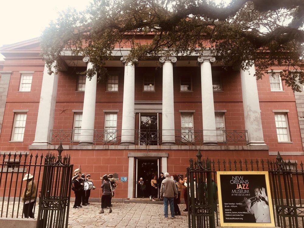 Museum of Jazz History
