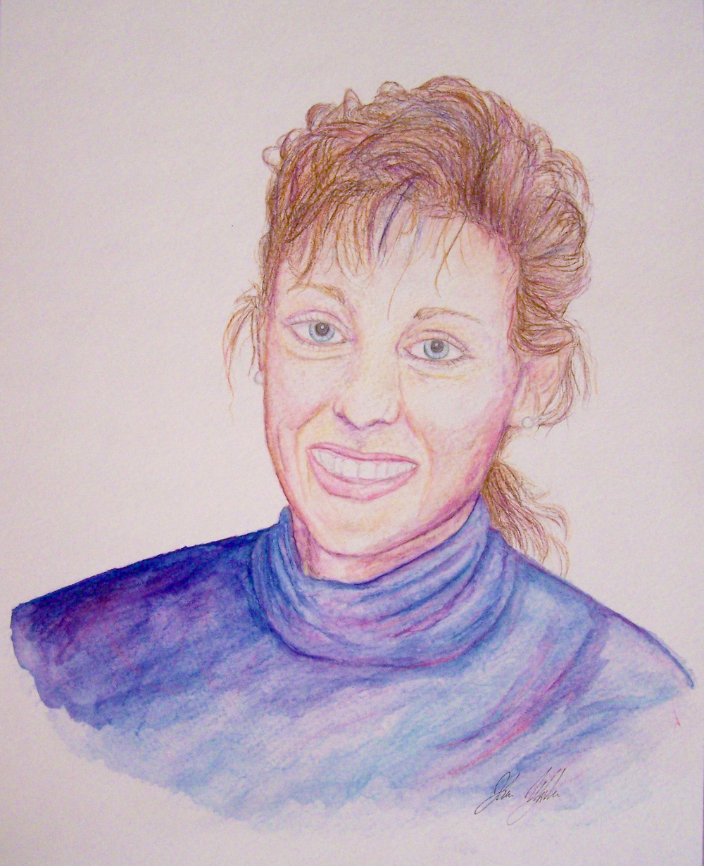 1_watercolor pencil portrait of mother.jpg