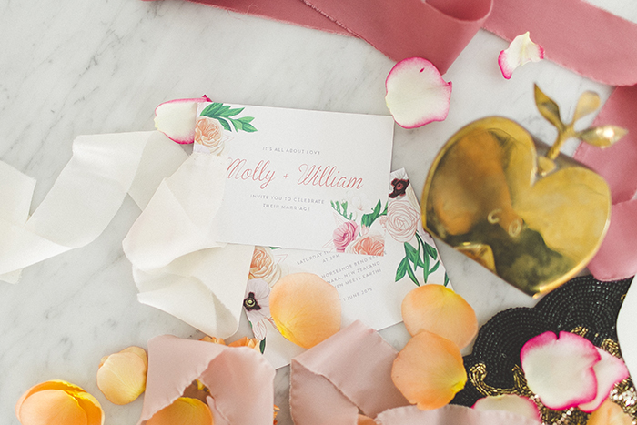 Beautiful Wedding Stationary