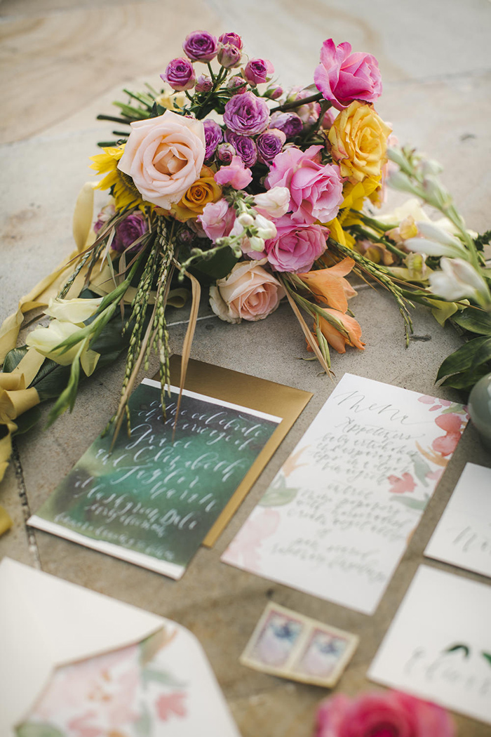 Bali Destination Wedding - Yvette Edwards Flowers