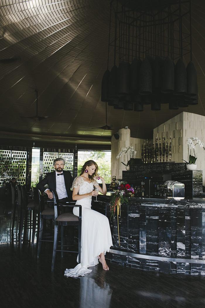 European Destination Wedding in Bali