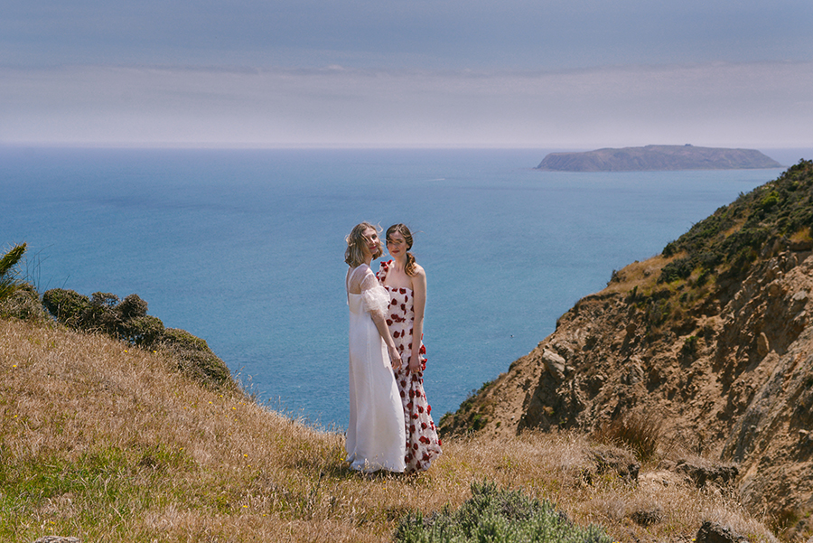 Well Travelled Bride Wellington Elopement