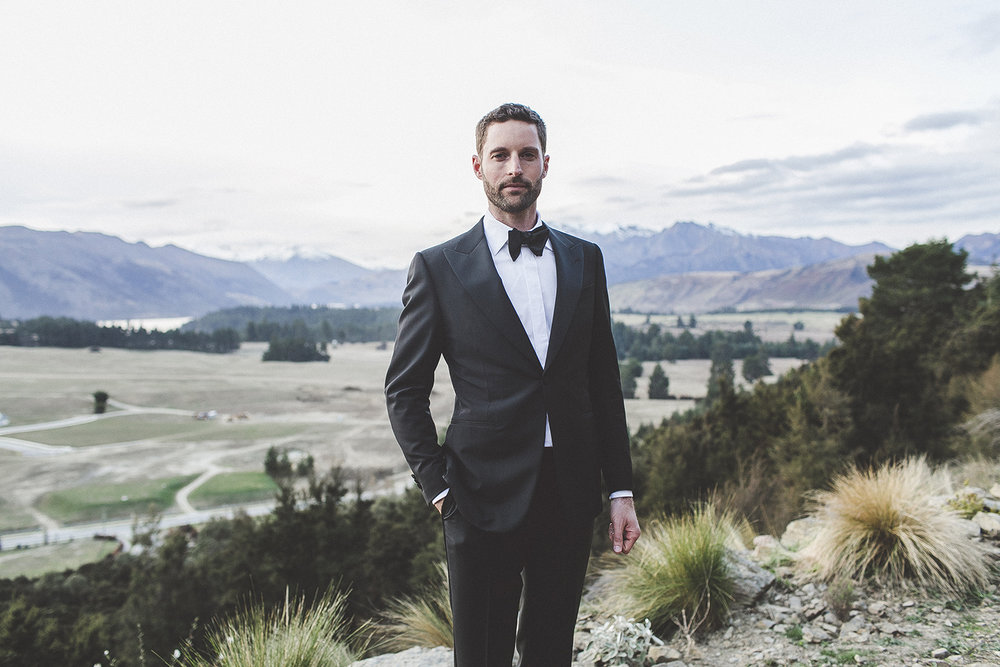 Well Travelled Bride Wanaka Grooms Suits Wardrobe Menswear