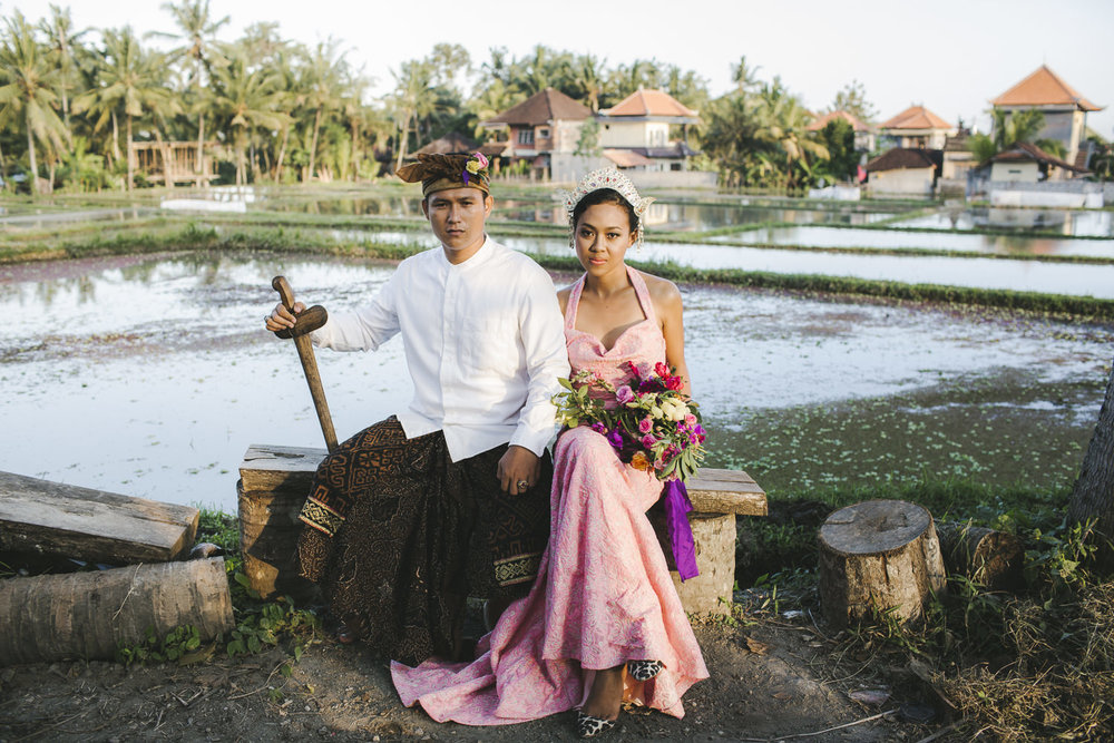 Well Travelled Bride Ubud, Bali Wedding